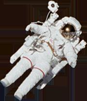 Power Metal Astronaut