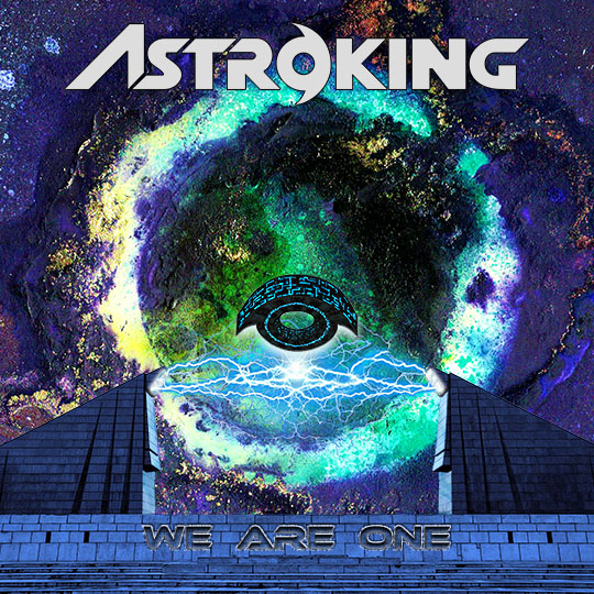 AstroKing We Are One EP Cover