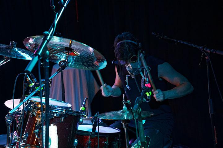 Power Metal Drummer
